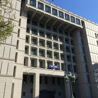 大阪市役所の写真