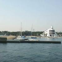 稲毛ヨットハーバーの写真