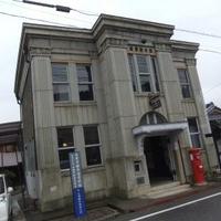 米原市醒井宿資料館(旧醒井郵便局局舎)の写真