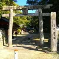 川上神社の写真