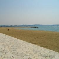 田辺扇ヶ浜海水浴場の写真