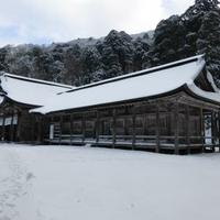 大神山神社奥宮の写真