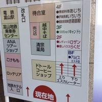 電鉄富山駅ビルエスタの写真