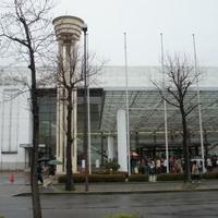 神戸国際展示場の写真