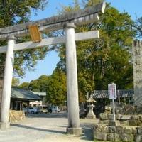 闘鶏神社の写真