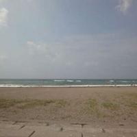 釜谷浜海水浴場の写真