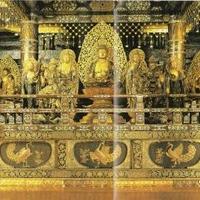 金色堂の写真