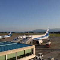 鹿児島空港の写真