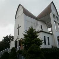 函館聖ヨハネ教会の写真