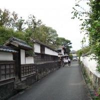 萩城城下町の写真