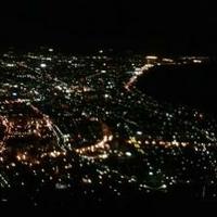 函館山の写真