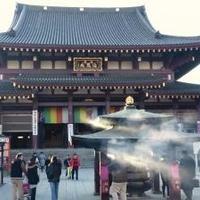 平間寺の写真