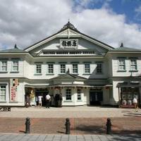 小坂町康楽館の写真