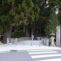 奥之院の写真