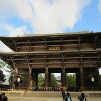 東大寺南大門の写真