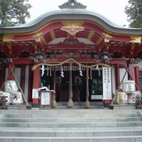 越木岩神社の写真