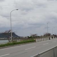 海中道路の写真