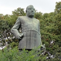 西郷隆盛銅像の写真