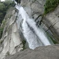 轟の滝の写真