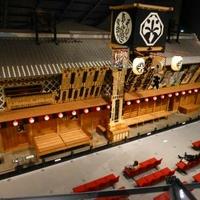 江戸東京博物館の写真