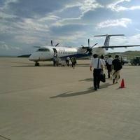 福島空港の写真