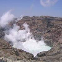 阿蘇山の写真