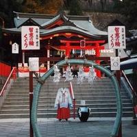 熊本城稲荷神社の写真
