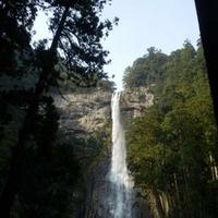 那智の滝の写真