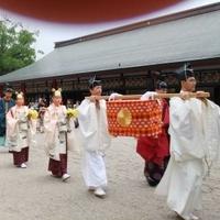 筥崎宮の写真