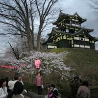 高田城址公園の写真