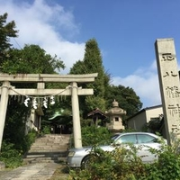 正八幡神社の写真
