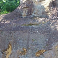 達谷窟毘沙門堂の写真