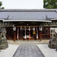 片埜神社の写真