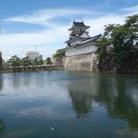 富山城の写真