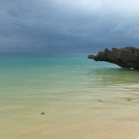 石垣島サンセットビーチの写真