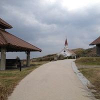 角島大浜キャンプ場の写真