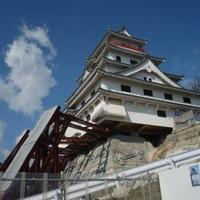 唐津城の写真