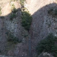 一枚岩の写真