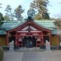 新橋浅間神社の写真