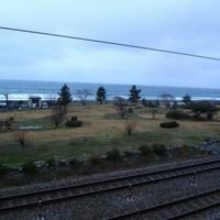 朝日ヒスイ海岸オートキャンプ場の写真