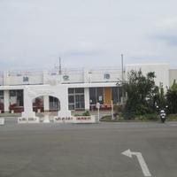 与論空港の写真