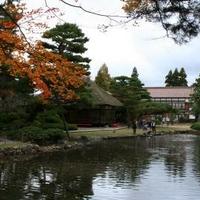 会津松平氏庭園(御薬園)の写真