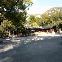 護国神社の写真