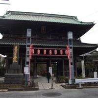 法華経寺の写真
