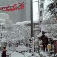 善知鳥神社の写真
