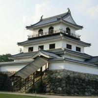 白石城 (益岡公園)の写真