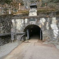 史跡・生野銀山と生野鉱物館の写真