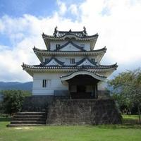 宇和島城の写真