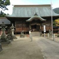 与止日女神社の写真