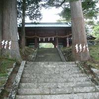 日光二荒山神社中宮祠の写真
